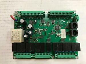 Union L860 Dry Cleaning Machine Dialog Plus Control Boards s143a 1 And S143b 1