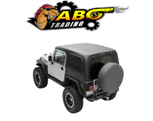 Smittybilt For 97 06 Jeep Tj Hard Top 519701