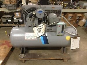 Ingersoll Rand 242 5d Air Compressor 5 Hp 230 460 Vac 30 T 30t 32036857 bt