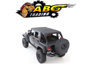 Smittybilt For 2007 2009 Jeep Wrangler Unlimited 4 door Extended Top 94535