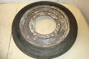 Ford 9n Tractor 19 Front Rim Tire 2n