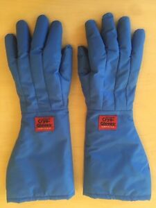 Tempshield Cryo gloves Ebmwp Elbow Length Size Medium Waterproof