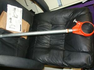 Ridgid Manual Ratchet Pipe Threader With Handle Threading 12r T2 Ratchet With Hn