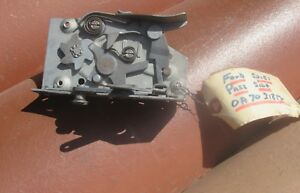 Nos Oem 50 51 Ford Mercury Rh Front Door Lock Latch Assy 1950 1951 Flathead 239