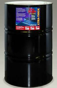 55 Gal Tap Magic Xtra thick Xtra foramy Fluid Drum For Inconel titanium ss
