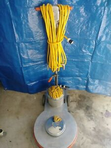 Poncell 20 Inch 1500 Rpm Floor Buffer