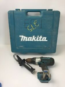 Makita Bhp451 18v Cordless 1 2 Hammer Drill tool Only Handle Bhp458 W Case