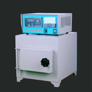 Lab Muffle Furnace Box Type Resistance Melting Furnace Heat Treatment 1200