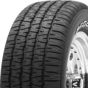 2 New P245 60r15 100s Bf Goodrich Radial Ta 245 60 15 Tires T A