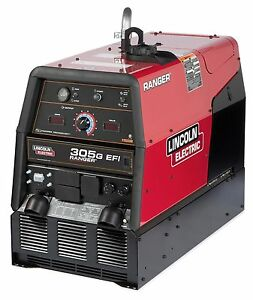 Lincoln Ranger 305 G Efi Kohler Engine Driven Welder Generator K3928 1