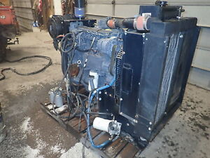Deutz Bf4m2012 Turbo Diesel Engine Runs Exc Low Hours Tcd 2012 L04 Screener