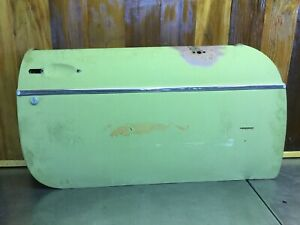 Mgb Passenger Door Assembly Later Model Mg2948