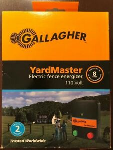 Gallagher Yardmaster M20 Electric Horse Fence Charger Free Shipping