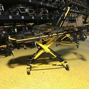 2015 Stryker Power Pro 6506 W Bariatric Xps Ambulance Stretcher Cot Ferno