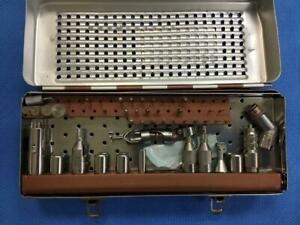 Synthes Micro Drill Set With Hose