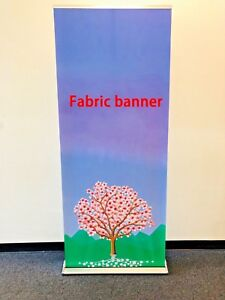 Retractable Premium33 79 Roll Up Banner Stand Trade Show Display free Printing