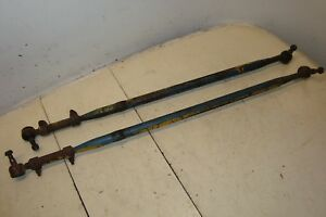 Ford 3000 Tractor Power Steering Tie Rods