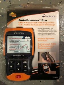 Actron Autoscanner Pro Obd Ii Scan Tool Cp9695 Brand New Sealed