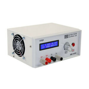 12v Ebd a20h Electronic Load Power Battery Capacity Tester Power Supply Test