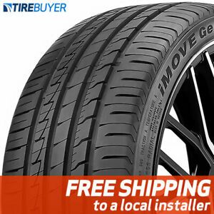 4 New 235 40zr18xl 95w Ironman Imove Gen2 As 235 40 18 Tires