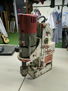 Milwaukee Magnetic Drill Press Model 4270 20 Electromagnetic Drill Press 9 Amp