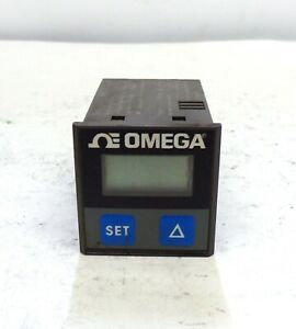 Omega Input Controller Cn1a rtd Dual Outputs Lcd Display 90 260 Vac