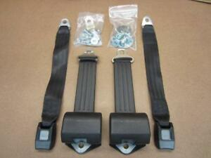 47 48 49 50 51 52 53 54 Chevy 3100 Truck 2 Point Seat Belt Kit New