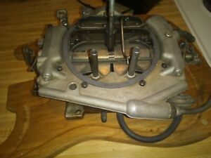 Dodge Plymouth Carter Thermo Quad Carburetor