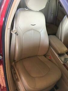 Off08 Cadillac Cts Right Front Seat Opt Al2 Kb6 Tan Trim Code 39i Heated Cooled