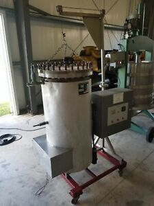 Steam Stainless Steel Autoclave Used For Sale