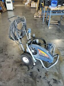 Graco Gh230 Convertible Hydraulic Airless Paint Sprayer gas Gh130 gh200 gh300