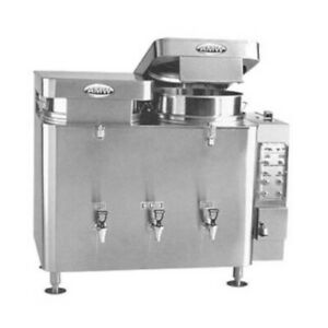 Grindmaster cecilware 67710 e Electric Tamper resistant High Volume Coffee Urn