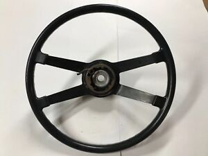 Oem Porsche 914 Genuine 380 Mm Steering Wheel