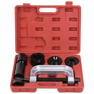 New 4 In 1 Auto Truck Ball Joint Service Tool Kit 2wd 4wd Remover Installer Ek