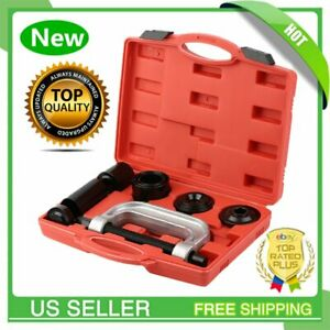 4 In 1 Auto Truck Ball Joint Service Tool Kit 2wd And 4wd Remover Installer Ek