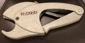 Ridgid Model No 138 Hose Cutter
