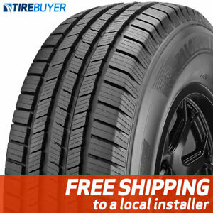 4 New 265 70r17 Michelin Defender Ltx Ms 265 70 17 Tires M S
