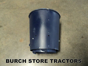 New Complete Fertilizer Hopper Canister For Cole 12 Mx Planters Bns 34