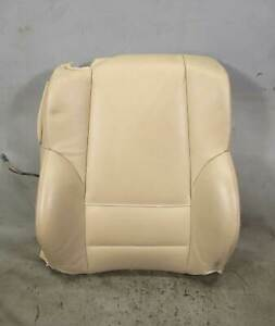 2000 2006 Bmw E46 4 Series Convertible Right Front Sports Seat Backrest Beige Oe