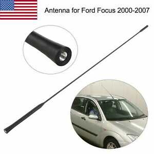 21 5 Roof Am Fm Antenna Mast For Ford Focus 2000 2007 98bz18a886aa Cr198 W4i0
