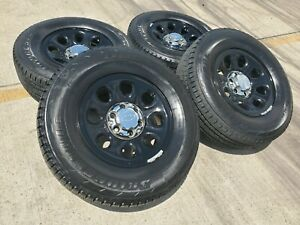 17 Chevy Silverado Tahoe Oem Wheels Rims Z71 Tires 5196 2003 2004 2005 2006