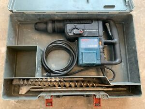 Bosch 11230evs 1 1 2 Electronic Variable speed Sds Plus Rotary Hammer used