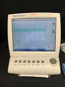 Coopersurgical F9 fetal Monitor Maternal Monitor W All New Accesories