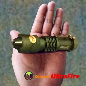 Compact 2w 450nm Blue Laser Pointer Burning Light Cigarettes Lighter Beam