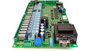 Ipso Micro 20 Control Board With Terminals 209 00440 70p 209 00440 50
