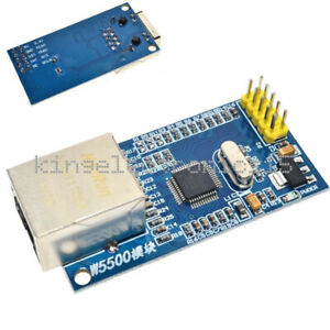 New W5500 Ethernet Network Module Tcp ip 51 stm32 Spi Interface For Arduino