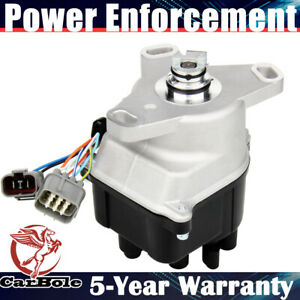 Obd1 Td44u For Civic Integra Delsol Vtec Td44u Ignition Distributor W cap Rotor