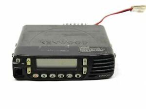 Kenwood Tk8180 Uhf Fm Transceiver Radio As Is For Parts