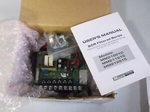 Minarik Electric Mm21051c Motor Control For Pm Or Shunt Motor