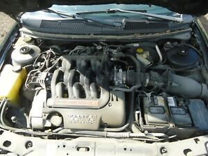 Engine 2 5 V6 Ford Contour Svt Dohc Used Pullout